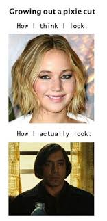 Short Hair Meme - more http short haircutstyles com short hair trends 2014 html