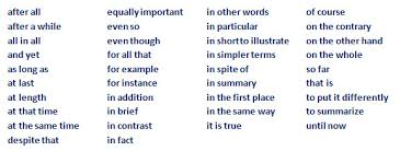 conjunctive adverbs and why they matter