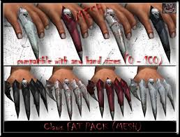 metal claws second marketplace aka claws pack