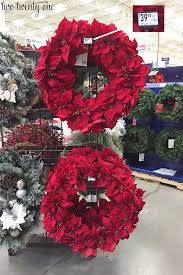 15 poinsettia wreath