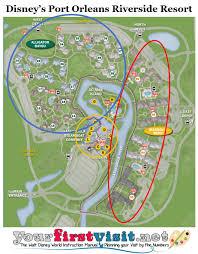 Map Of Riverside Ca Review Disney U0027s Port Orleans Riverside Resort Yourfirstvisit Net