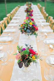 colorful bohemian wedding in ontario ruffled