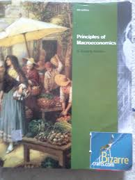 buy principles of macroeconomics book online at low prices in