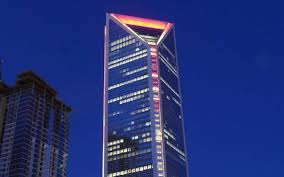how the duke energy center lights came to personify uptown