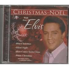 1 cd noel with avec elvis cd 10 songs by elvis