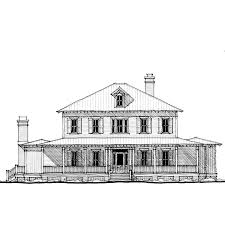 Allison Ramsey House Plans Old Oyster Retreat House Plan C0590 Design From Allison Ramsey