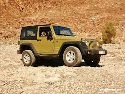 first jeep jeep wrangler drive arabia
