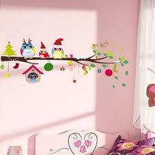 stickers fille chambre décorez la chambre fille de stickers muraux originaux