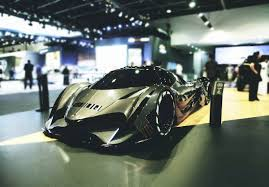 devel sixteen prototype 5000hp