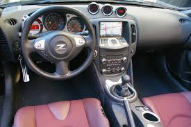 2017 nissan 370z interior nissan 370z roadster technical details history photos on better