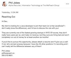 Resume For Architecture Job Devhumor Humor For Developers