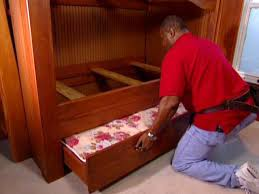 Free Instructions On How To Build A Platform Bed by How To Build Custom Bunk Beds How Tos Diy