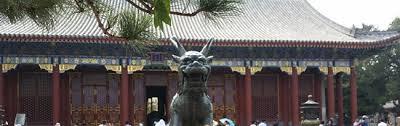 qilin statue bronze qilin statue picture of summer palace yiheyuan beijing