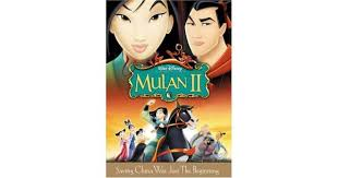 mulan ii movie review