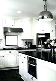 black kitchen decorating ideas black and white kitchen decorating ideas liftechexpo info