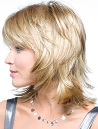 long shaggy haircuts for women over 40 shaggy hairstyles for women side view
