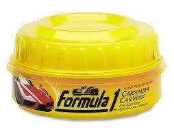 amazon com formula 1 carnauba paste car wax high gloss shine 12
