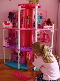renovated 3 story barbie dream house 2013