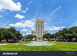 Houston City Flag Houston City Hall Fountain Flag Stock Photo 149467598 Shutterstock