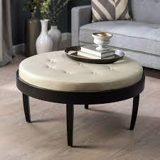 Coffee Table Ottoman Combination Table Ottoman Combination Ottoman Tray Top Sensuuri Info