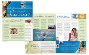 creative church bulletins u0026 christian newsletters graphic design
