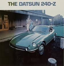 1972 nissan datsun 240z jdm nissan datsun 240z cars history and sale ruelspot com
