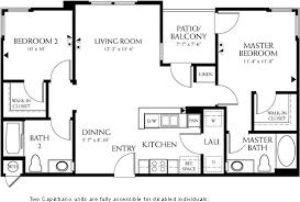 floor plan apartment santiago apartments capistrano irvine cus housing authority