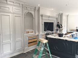 Repainting A Clive Christian Kitchen Kevin Mapstone - Clive christian kitchen cabinets