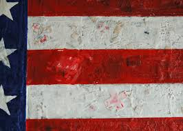 Jasper Johns Three Flags Artist Creates New American Flag In Direct Response To Jasper Johns