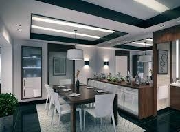 cuisine ouverte sur salle a manger deco cuisine salle a manger decoration interieur salle a manger