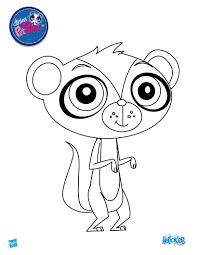 100 littlest pet shop coloring pages zoe download coloring