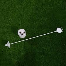 amazon com hmx golf green putting flag stick for backyard
