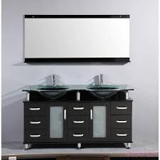 Double Sink Vanity Units For Bathrooms Bathroom Grey Vanity Unit Bathroom Vanities Espresso Bathroom
