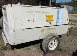 ingersoll rand 175 air compressor item e7413 sold novem
