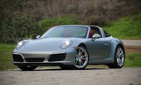1986 porsche targa for sale 2017 porsche 911 carrera 4s targa automatic test review car