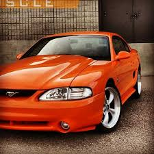 Black And Orange Mustang 72 Best Sn95 Images On Pinterest Mustang Cobra Mustangs And