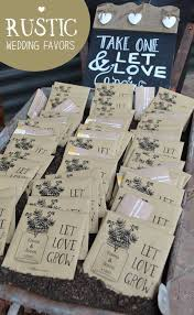 rustic wedding favor ideas hallo hello pretty buy design kersfees kom
