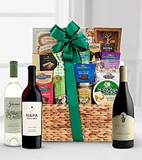 wine baskets wine and cheese baskets wine basket delivery from ftd
