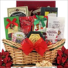 tis the season gourmet holiday gift basket