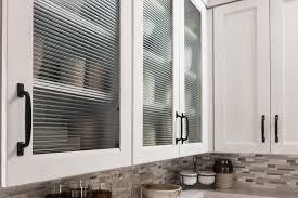 kitchen cabinets aluminum glass door glass doors with horizontal reeded textured glass schuler