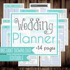 wedding organizer binder wedding planner binder free printables malmy madness