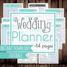 wedding organizer binder wedding planner binder free printables malmy madness