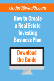 real estate investment group business plan business plan cmerge