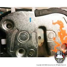 used lexus rx300 parts 99 00 01 02 03 lexus rx300 actuador de la cerradura de puerta