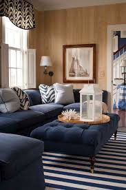 Blue Ottoman Coffee Table Trend Ottomans As Coffee Tables Indigo Blue Woods And Ottomans