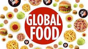 global cuisine global food series artline