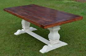 making a trestle table tressle table legs home design mesmerizing making trestle table legs