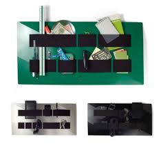 Wall Mounted Desk Organizer Amazing Desk Organizers Better Living Through Design