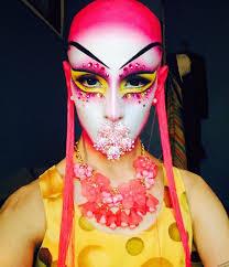 Halloween Kids Witch Makeup by 17 Beyond Sickening New Looks From Clubkid Artist Ryan Burke