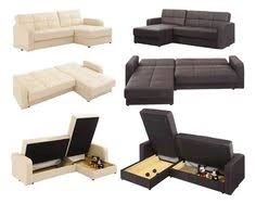 Corner Sofa Bed With Storage by Henry Chaise Corner Sofa Bed With Storage Storage Room And